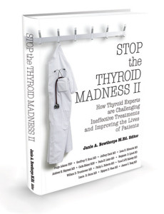 THYROID THE MADNESS STOP