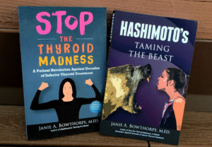 Stop the Thyroid Madness and Hashimoto's: Taming the Beast books